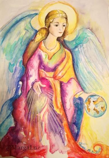 16193 Terapias alternativas energéticas cuánticas - Margaluz - Segunda Lectura y liberación a Gaia