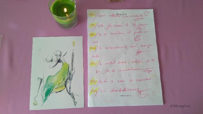 Reiki y terapias alternativas en Salamanca - Margaluz - novena lectura y liberacion Gaia y Humanidad-Respeto ley y orden1