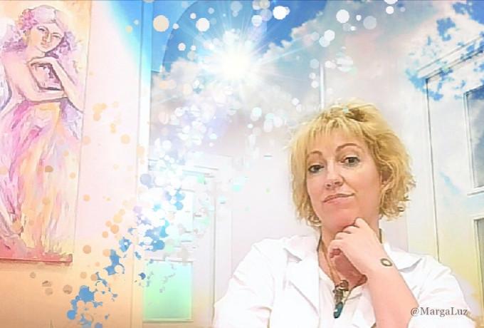 16740 - Terapias alternativas energéticas cuánticas - Margaluz - Taller de Reiki cuántico 5 de julio de 2020