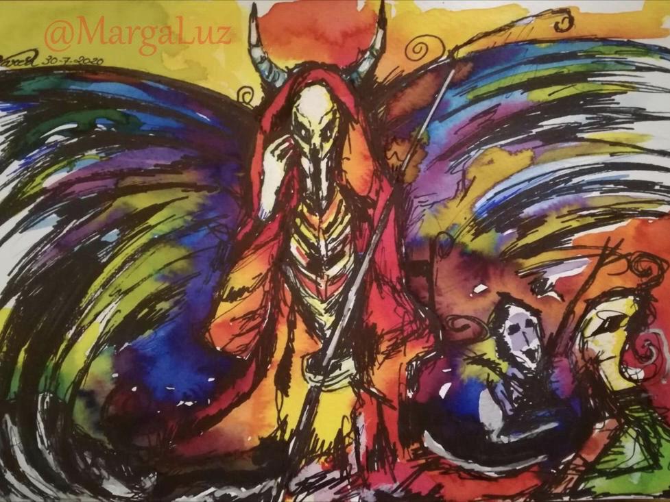 Registros akáshicos y liberaciones álmicas - Margaluz en Salamanca - Las magias negras - principal
